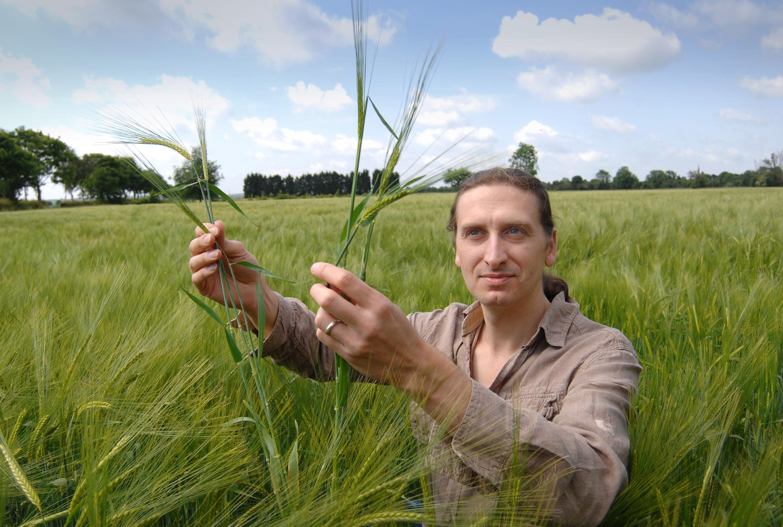 Crops evolving ten millennia ...