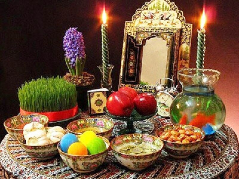 iran'sagricultural news:  Happy New Year!